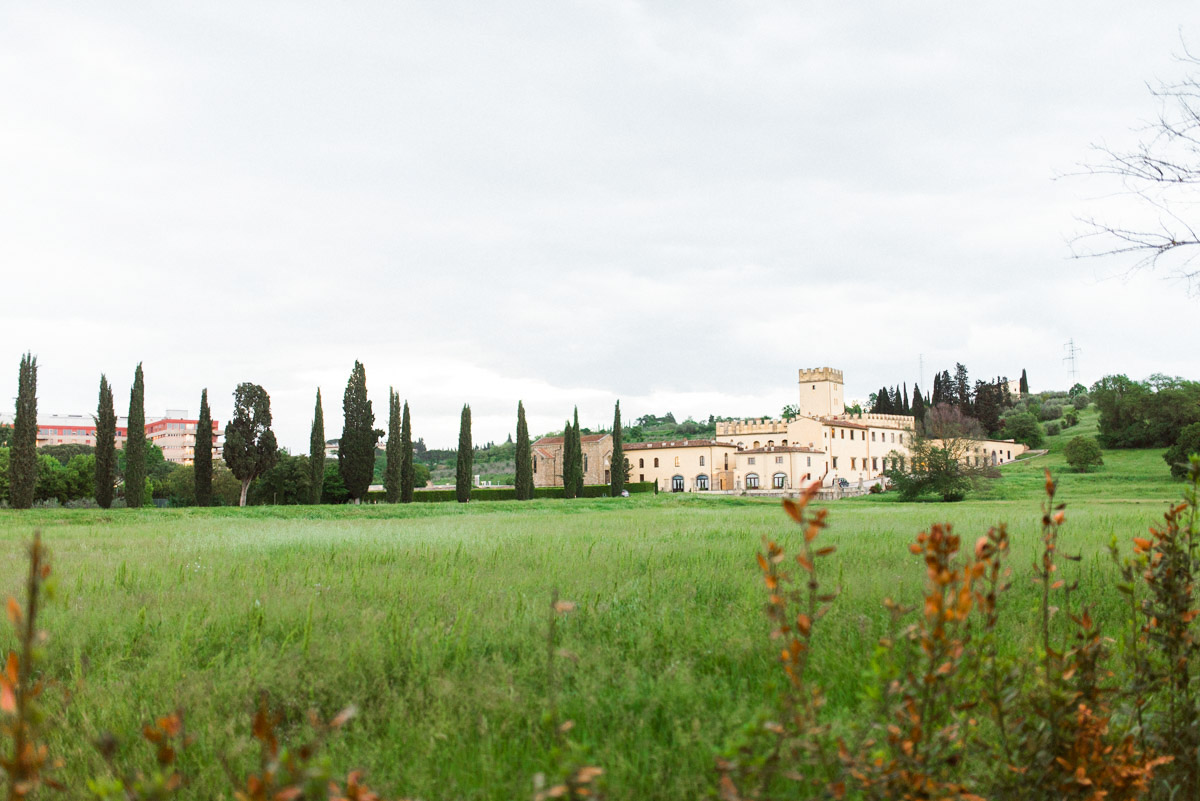 tuscany medieval castle